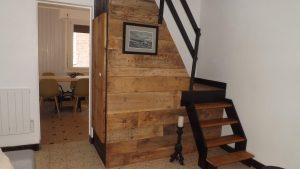 Appartement cordier, escalier