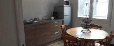 Cuisine appartement falaise